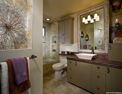 Earth tone bathroom designs earth tone bathroom 187 for Earth tone bathroom ideas